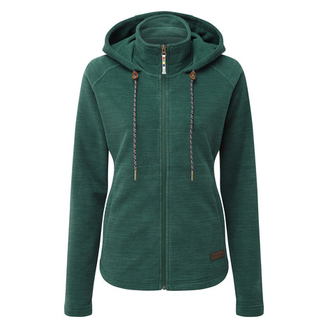 Sonam Hooded Jacket Rathna Green