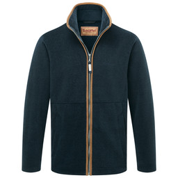 Schoffel Country Cottesmore Fleece Jacket in Slate Blue