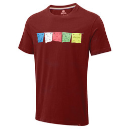 Tarcho Tee Potala Red
