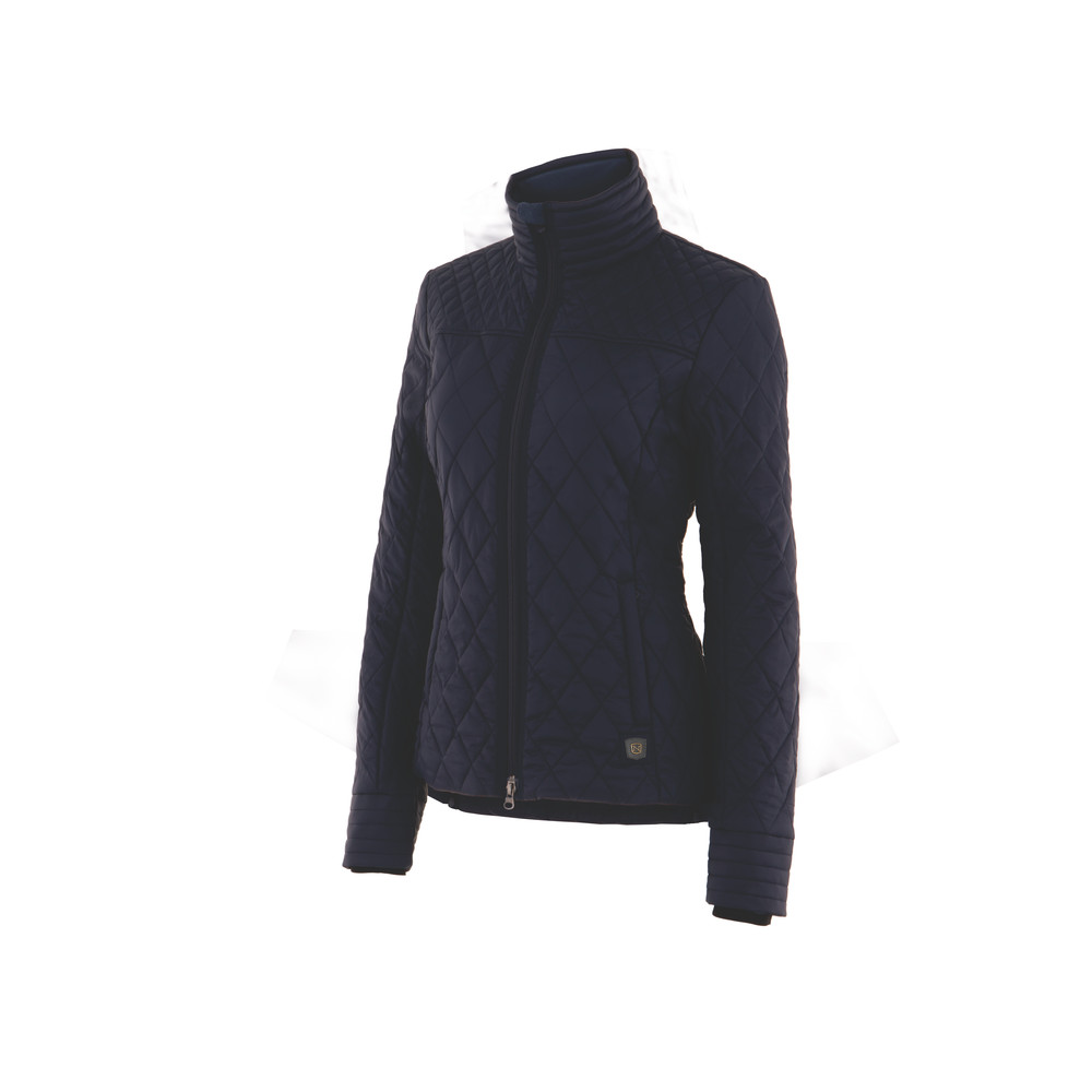 Warmup Quilted Jacket Dark Navy