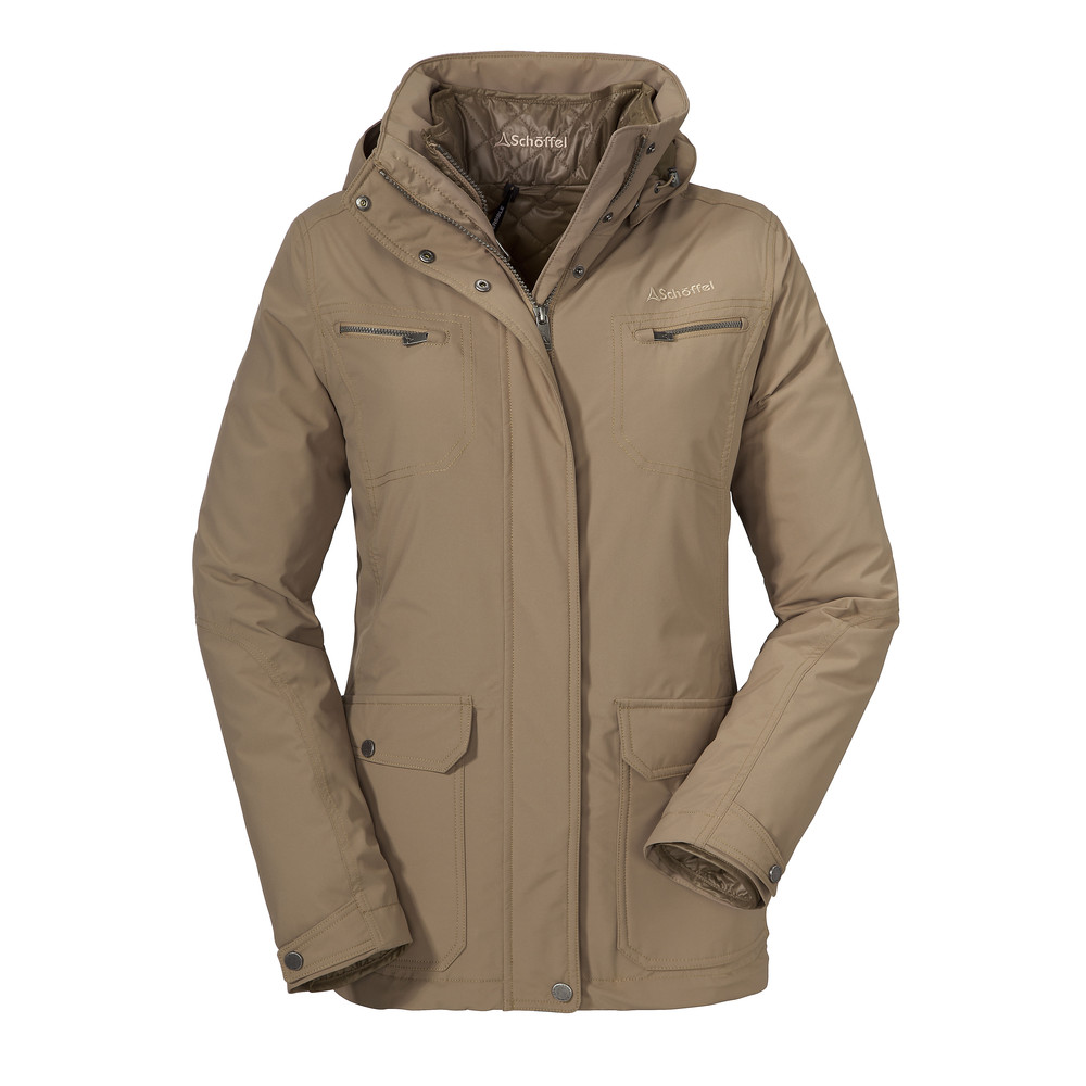 Carie 3 in 1 Coat Caribou