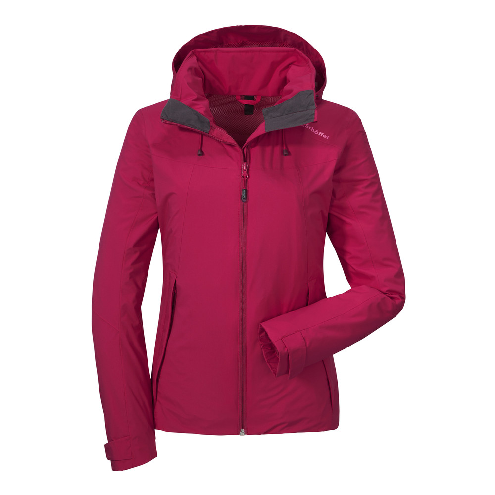 Dynasty Jacket Cerise
