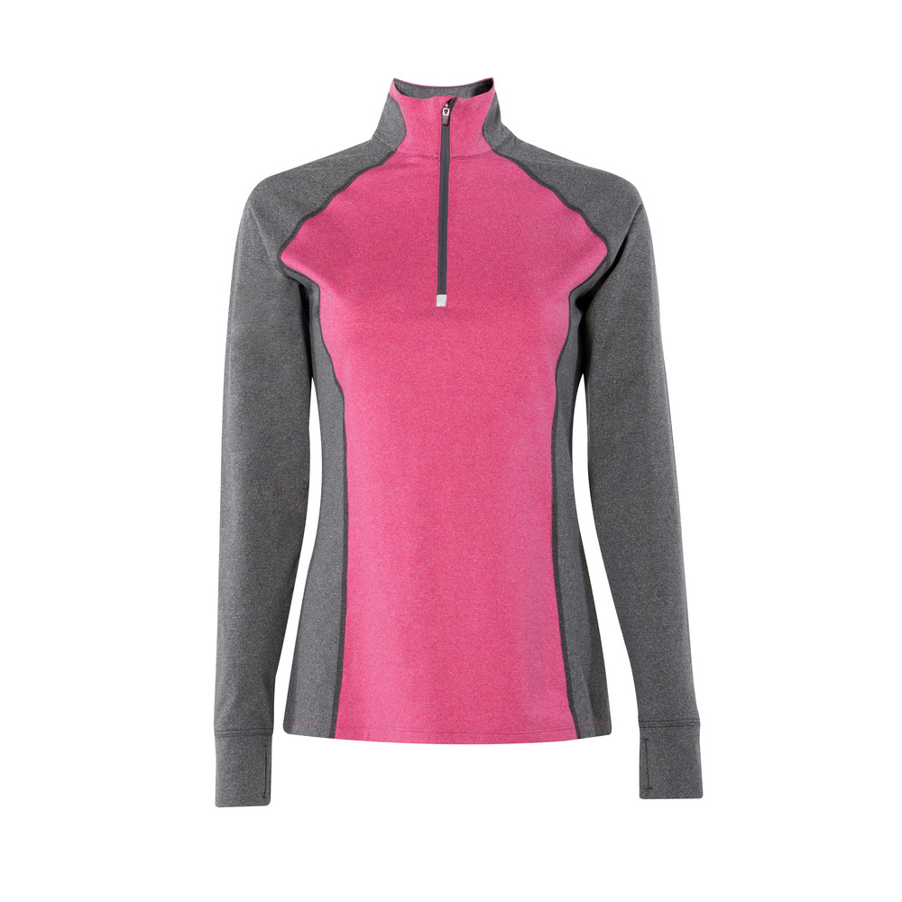 Athena 1/4 Zip Dragon Fruit