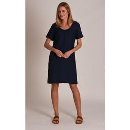 Athena Linen Dress
