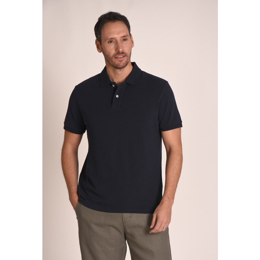Padstow Polo Shirt Midnight