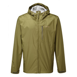 Kunde 2.5-Layer Jacket Gokarna Green