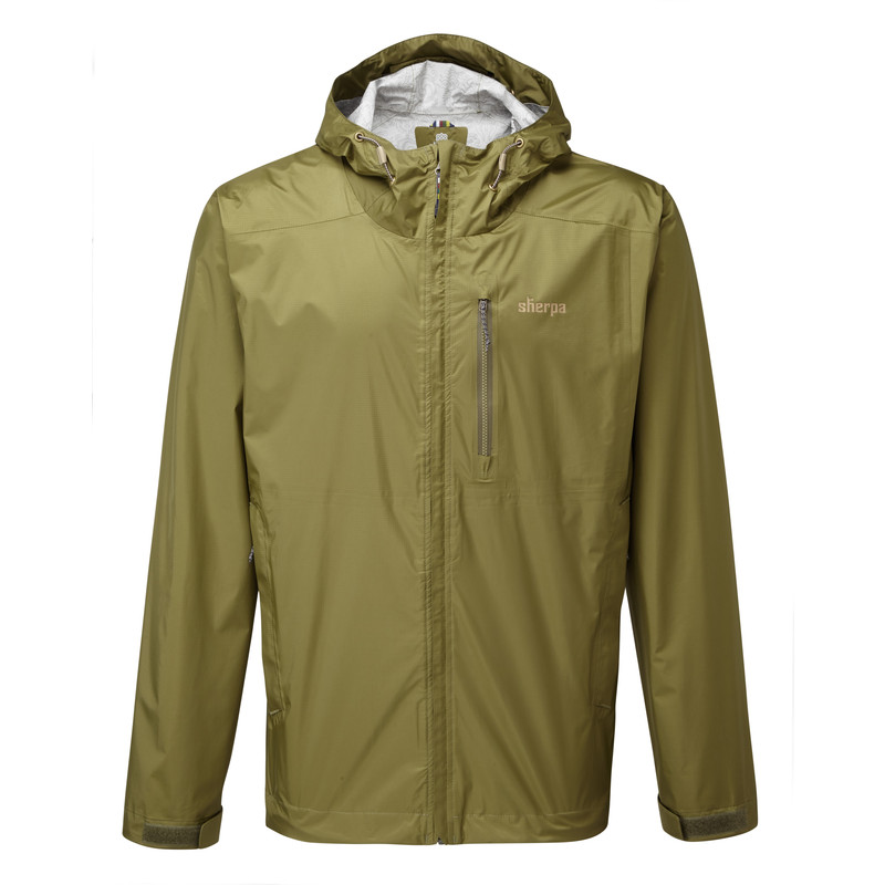 Kunde 2.5-Layer Jacket - Gokarna Green