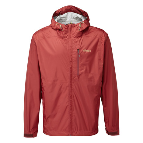 Kunde 2.5-Layer Jacket Potala Red