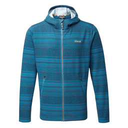 Sherpa Adventure Gear Rumtek Hoodie             in Raja Blue