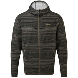 Sherpa Adventure Gear Rumtek Hoodie in Monsoon Grey