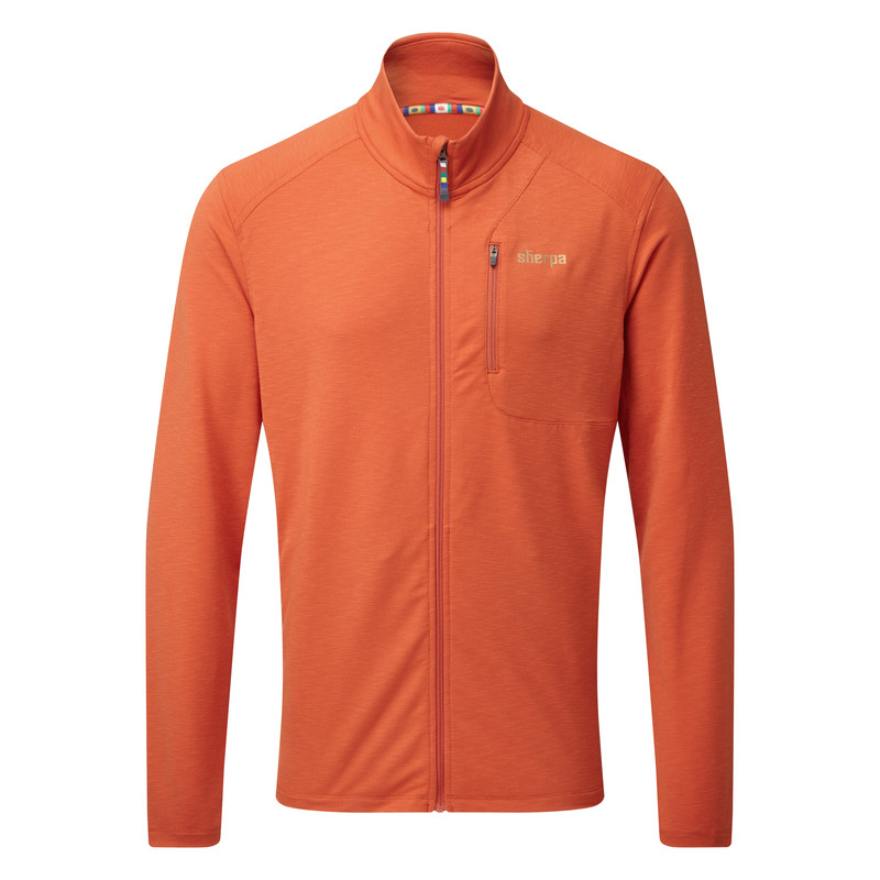 Om Jacket - Teej Orange