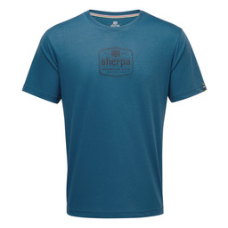 Sherpa Adventure Gear Tashi Tee                 in Raja Blue