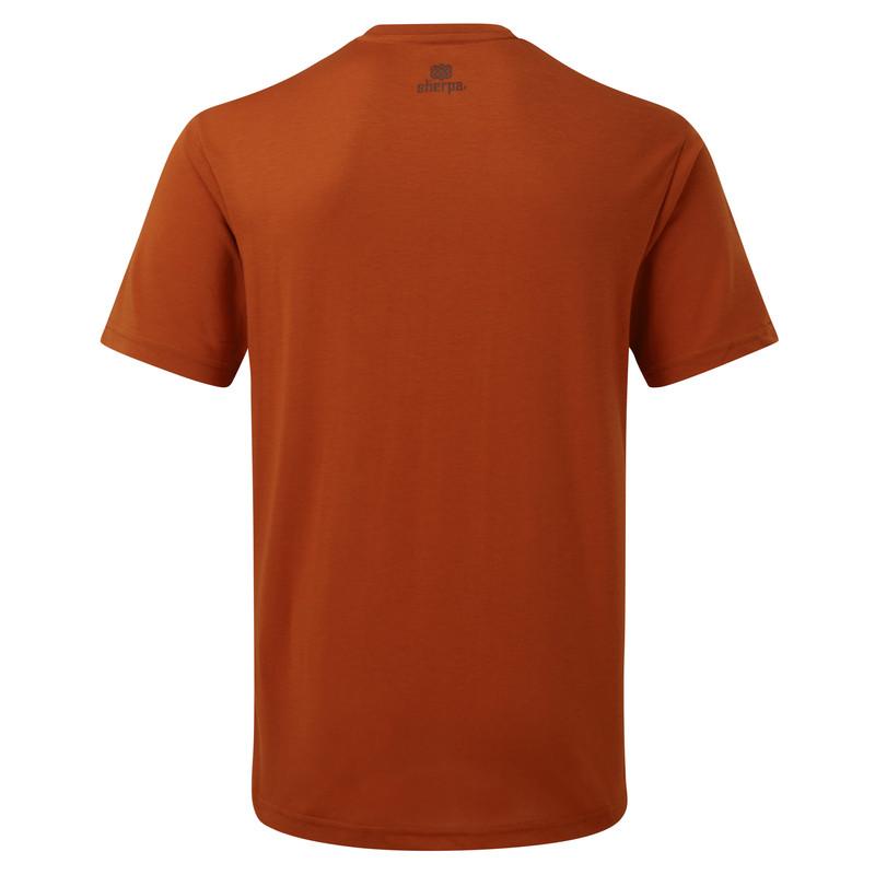 Tashi Tee - Teej Orange