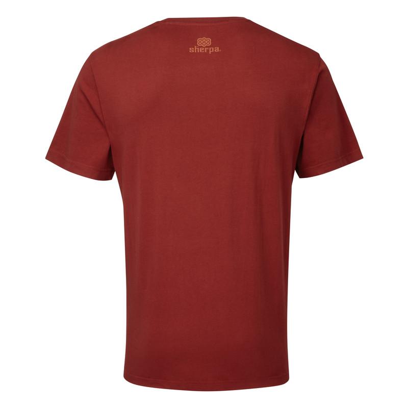 Dharma Tee - Potala Red