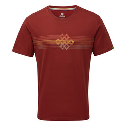 Sherpa Adventure Gear Dharma Tee                in Potala Red