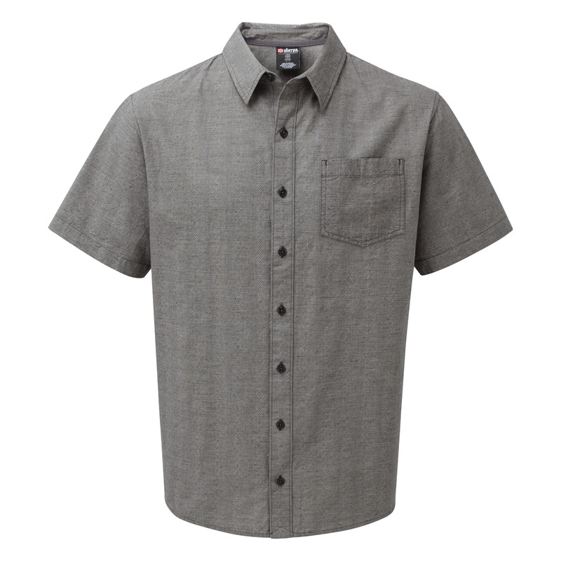 Arjun Short Sleeve Shirt - Kharani