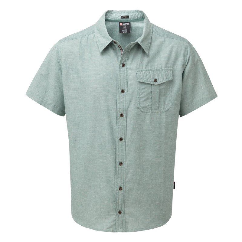 Lokta Short Sleeve Shirt - Khola