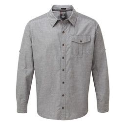 Sherpa Adventure Gear Lokta Long Sleeve Shirt   in Kharani