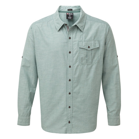 Lokta Long Sleeve Shirt   Khola