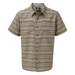 Sherpa Adventure Gear Bhaku Shirt               in Monsoon Grey