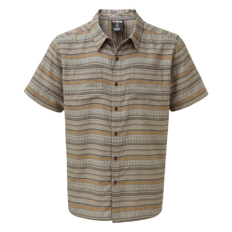 Bhaku Shirt - Monsoon Grey