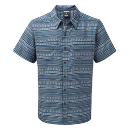 Sherpa Adventure Gear Bhaku Shirt               in Neelo Blue