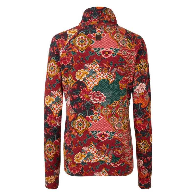 Zehma Jacket - Ani Tibetan Print