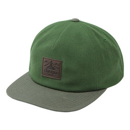 Stupa Patch Snapback Hat  Mewa Green