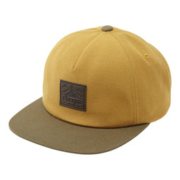 Sherpa Adventure Gear Stupa Patch Snapback Hat in Thaali