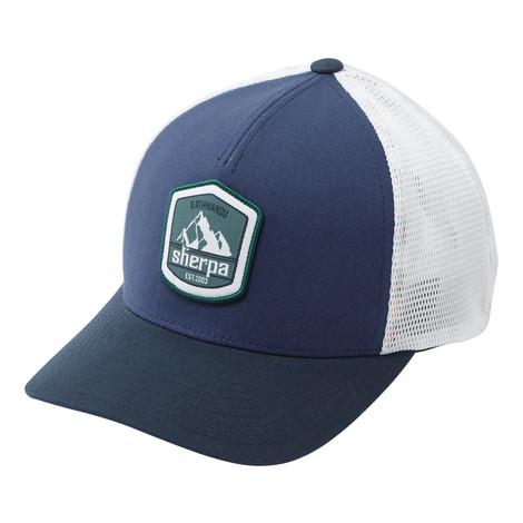 Sherpa Adventure Gear Patch Trucker Hat         in Rathee