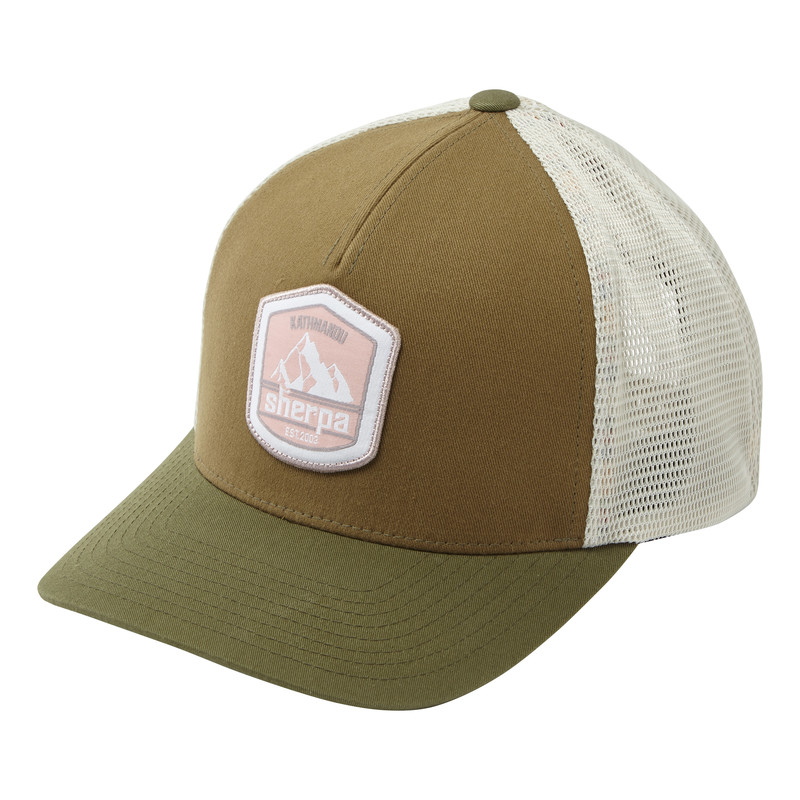 Patch Trucker Hat - Tamur River