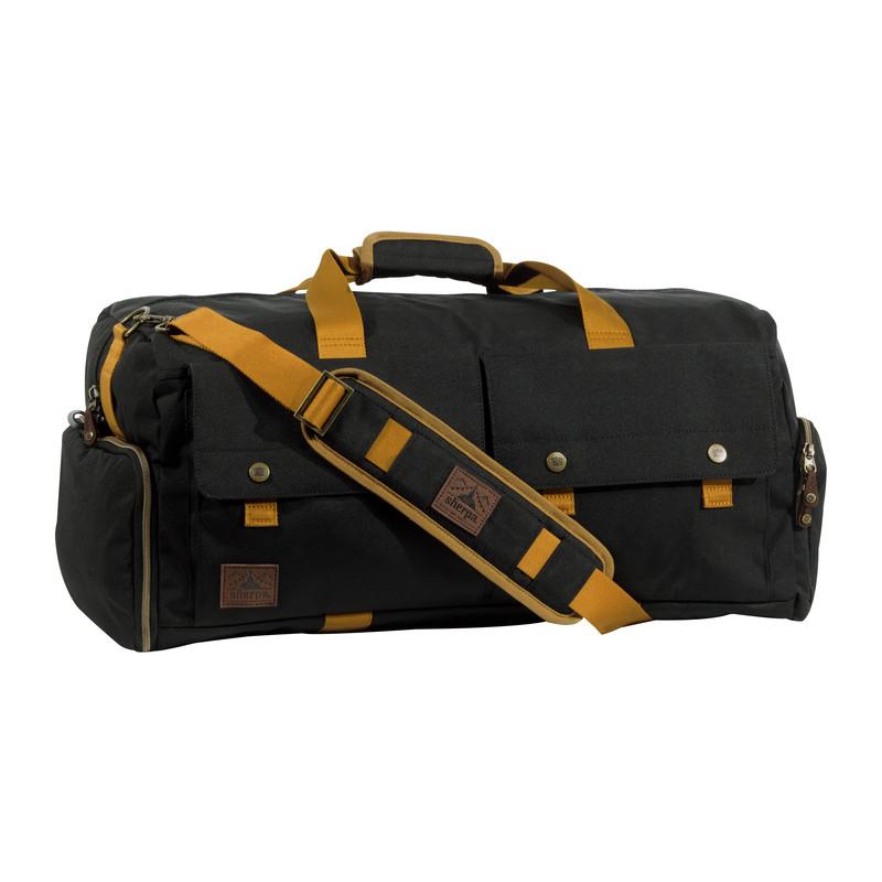 Yatra Duffle Bag - Black