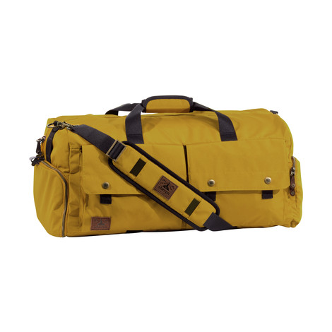 Sherpa Adventure Gear Yatra Duffle Bag in Thaali