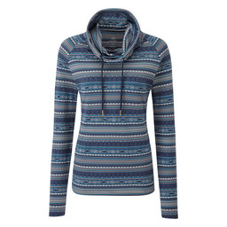 Sherpa Adventure Gear Preeti Pullover           in Neelo Blue