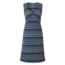 Sherpa Adventure Gear Preeti Dress in Neelo Blue