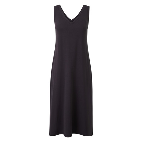 Padma Midi Dress Black