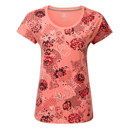 Sherpa Adventure Gear Meytho Tee                in Mandala Pink