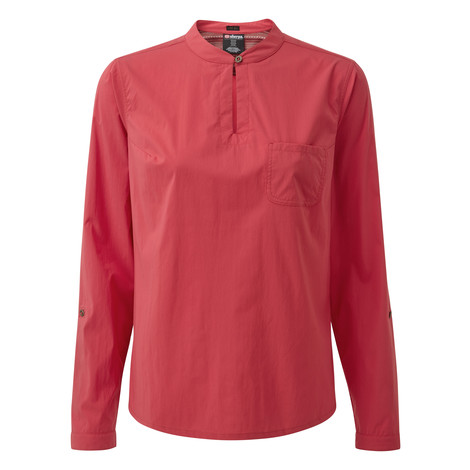 Sherpa Adventure Gear Ravi Pullover Shirt in Golbera