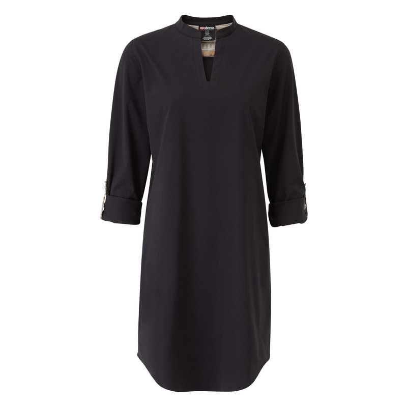 Maitri Dress - Black