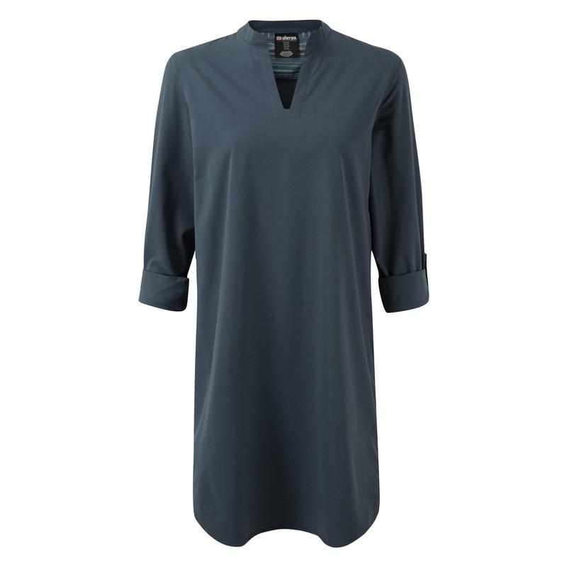 Maitri Dress - Neelo Blue
