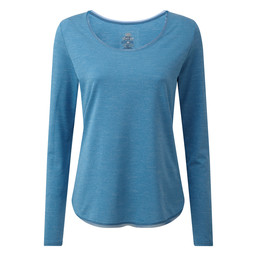 Valli Long Sleeve Tee Raja Blue