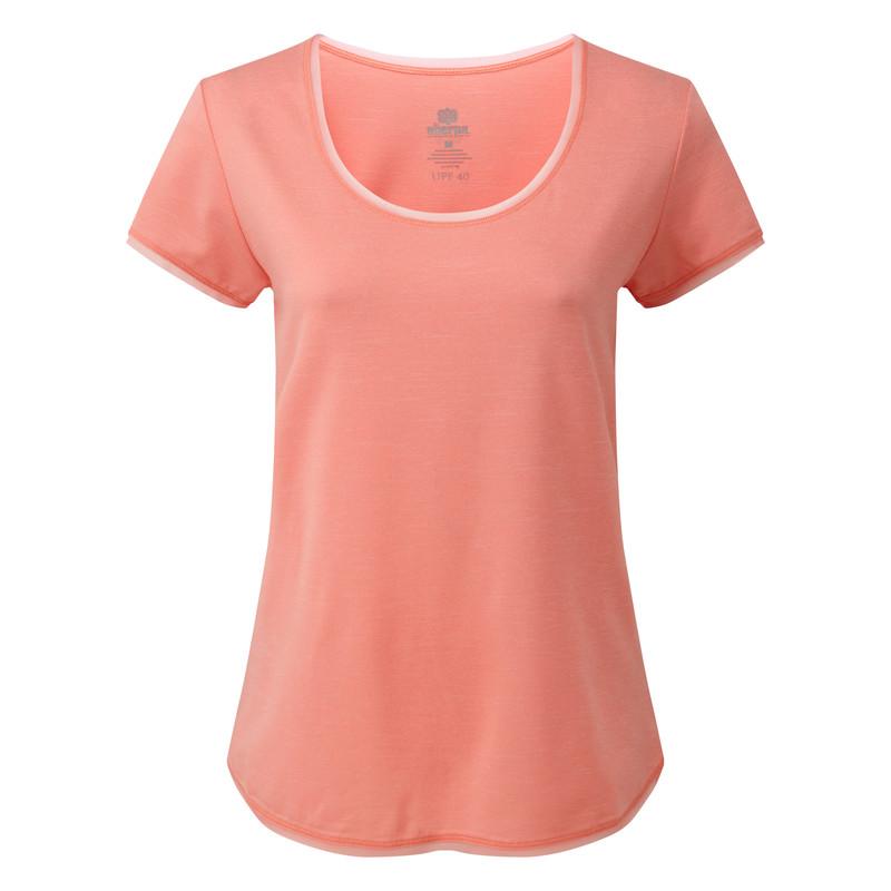 Valli Tee - Mandala Pink