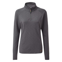 Sherpa Adventure Gear Om Zip Tee                in Kharani