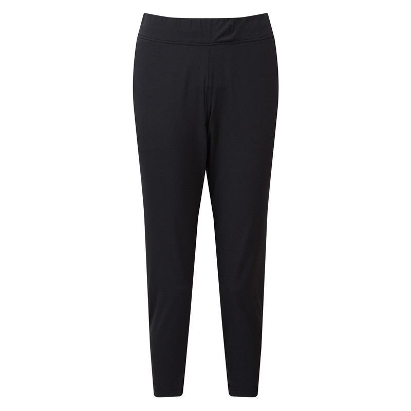 Sajilo Cropped Pant - Black