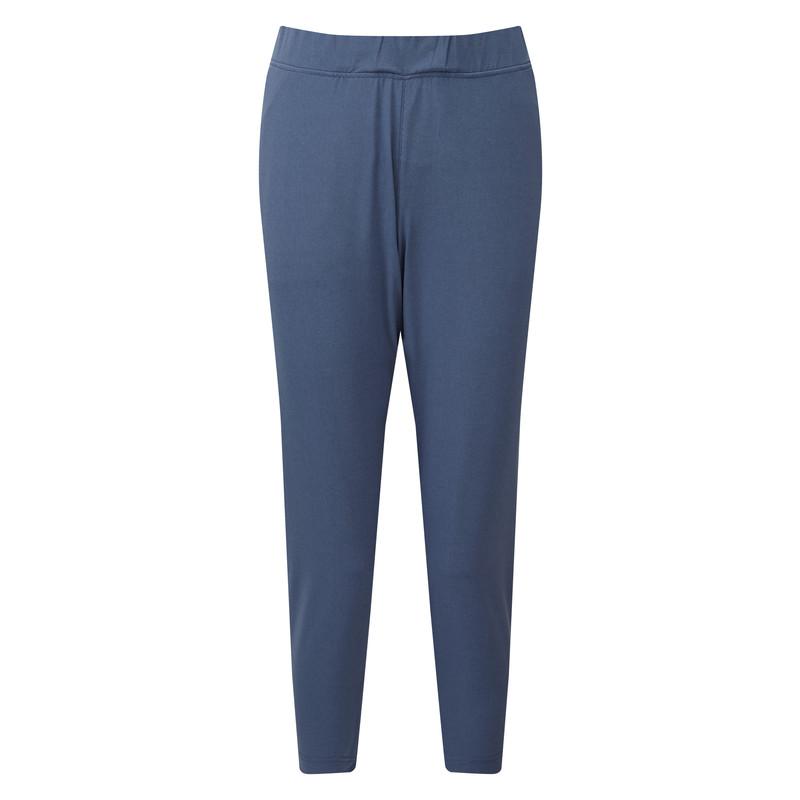 Sajilo Cropped Pant - Neelo Blue