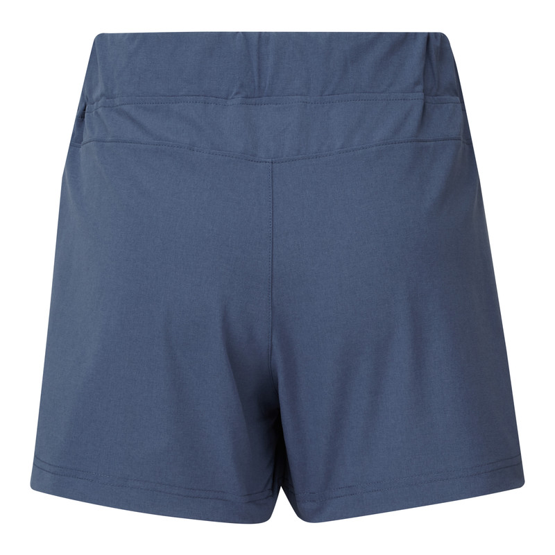 Sajilo Short - Neelo Blue