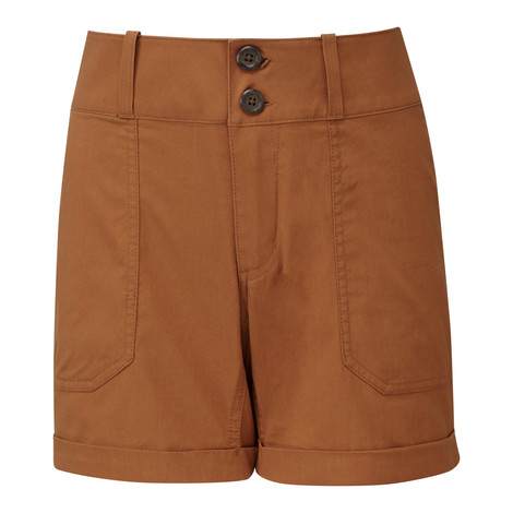 "Sherpa Adventure Gear Naya 5"" Short in Henna Brown"