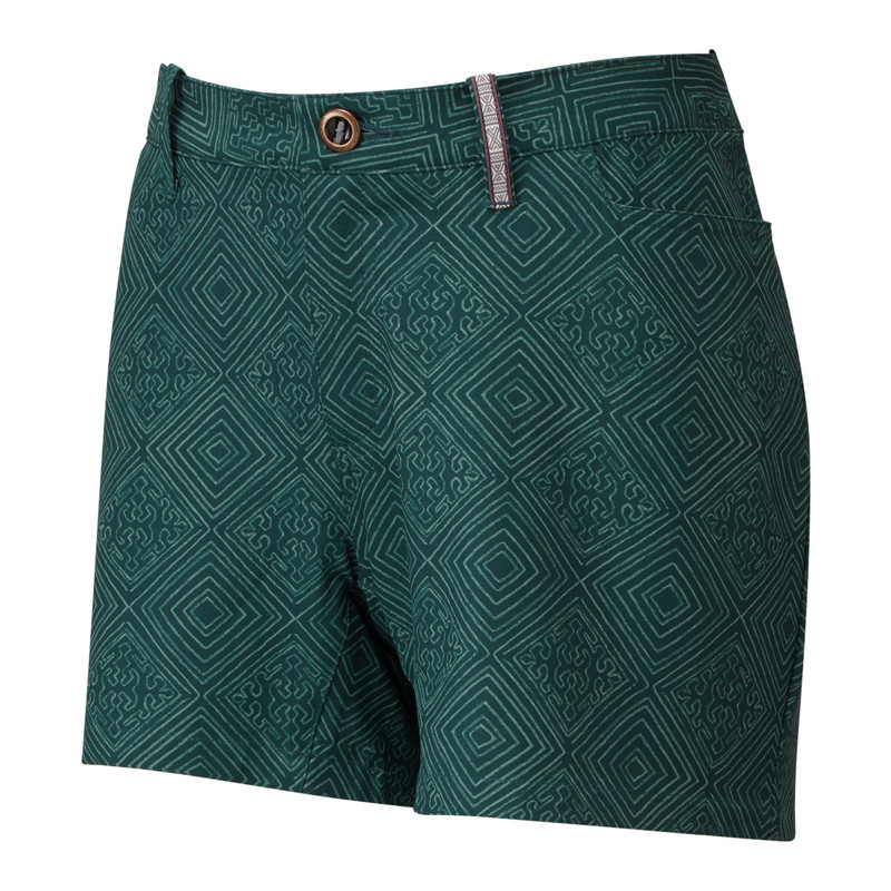 Jatra Short - Rathna Green
