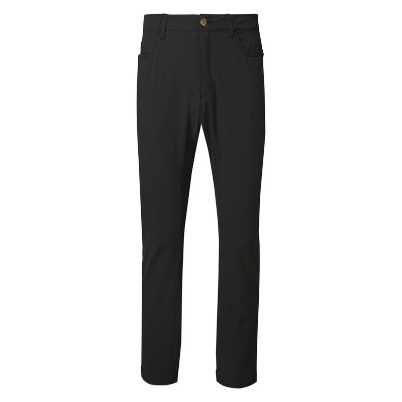 Naulo 4-Pocket Pant - Black