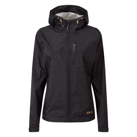 Sherpa Adventure Gear Kunde 2.5-Layer Jacket in Black